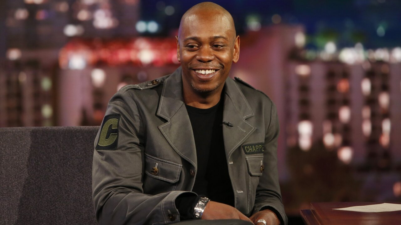 Dave Chappelle hosts benefit concert for Dayton, Ohio, weeks after mass shooting