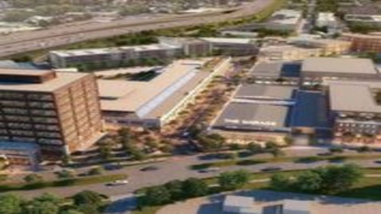 Plans approved for development at Coke plant