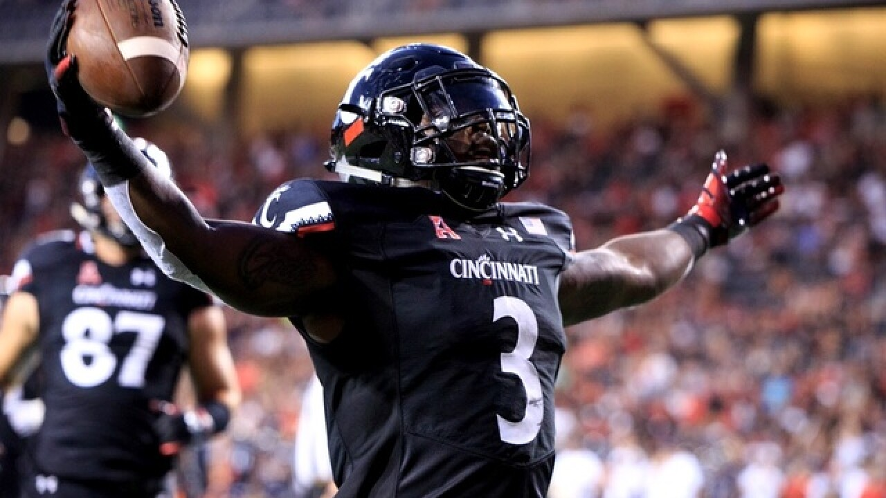 ESPN: University of Cincinnati fans are the happiest in college football