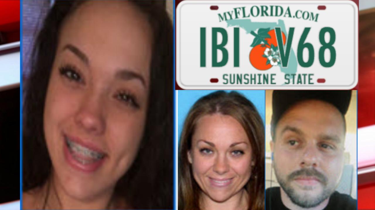 Amber Alert March 28 2019 Florida