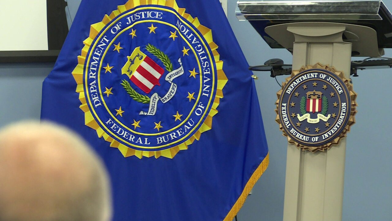 News 3 gets exclusive access inside theFBI