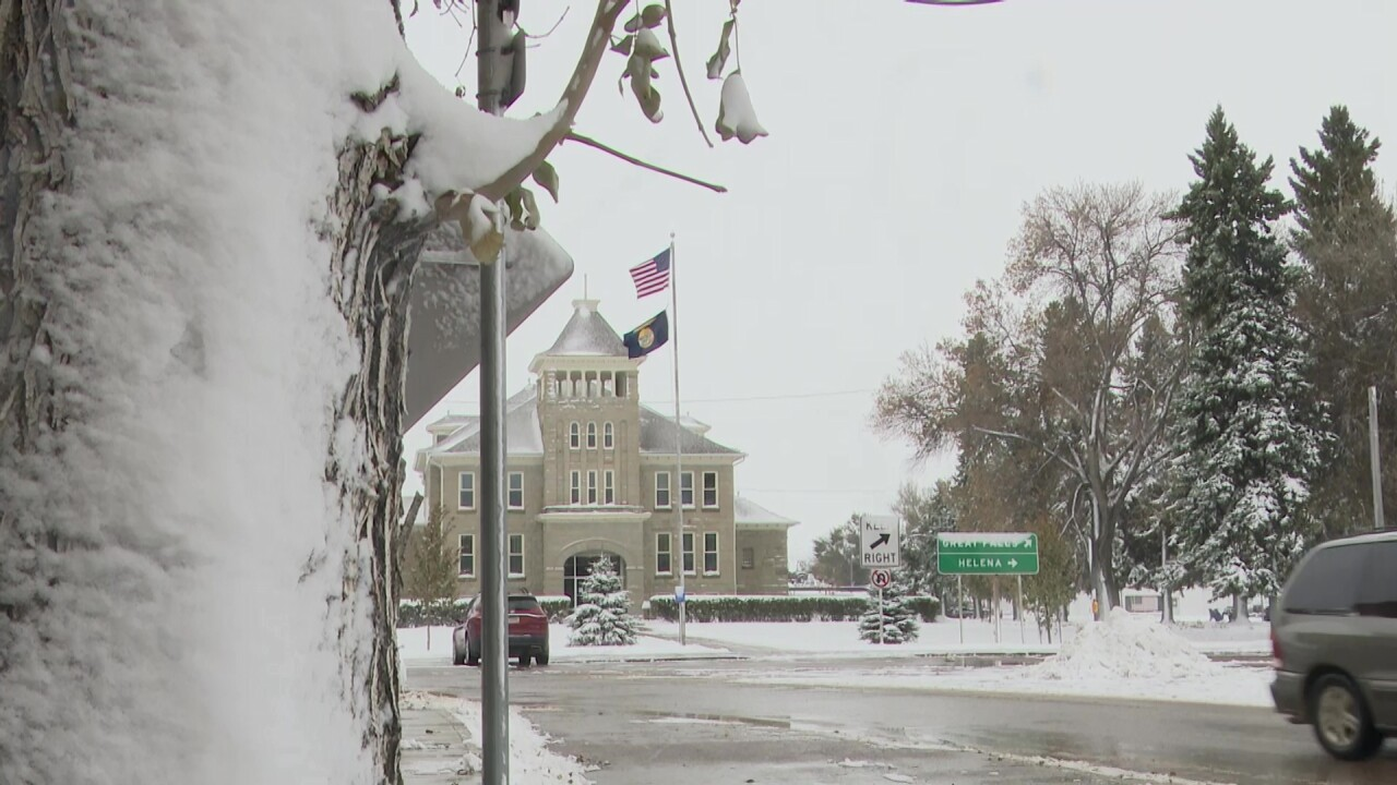 Choteau residents digging out from more snow