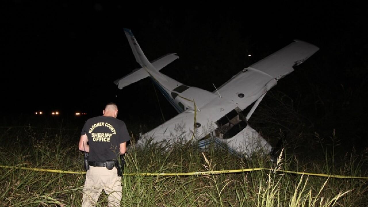 WAGCO deputies responding to plane crash