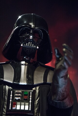 See 'Star Wars and the Power of Costume' exhibit at the Cincinnati Museum Center