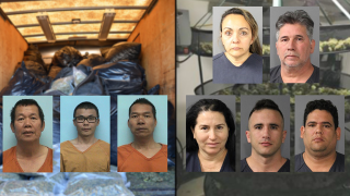 Colorado authorities uncover 2 separate massive illegal pot grow operations, make 8 arrests