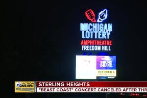Beast Coast concert canceled due to threat of 'possible mass shooting'