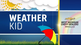 Become a Morning Mix WeatherKid!