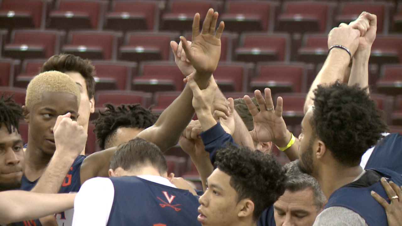 """""""This is the day we've been waiting for"""": UVA ready to move past thepast"""