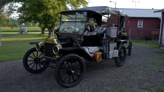 The Wrights' Ford Model T