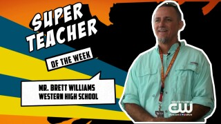 Super Teachers: Mr. Brett Williams