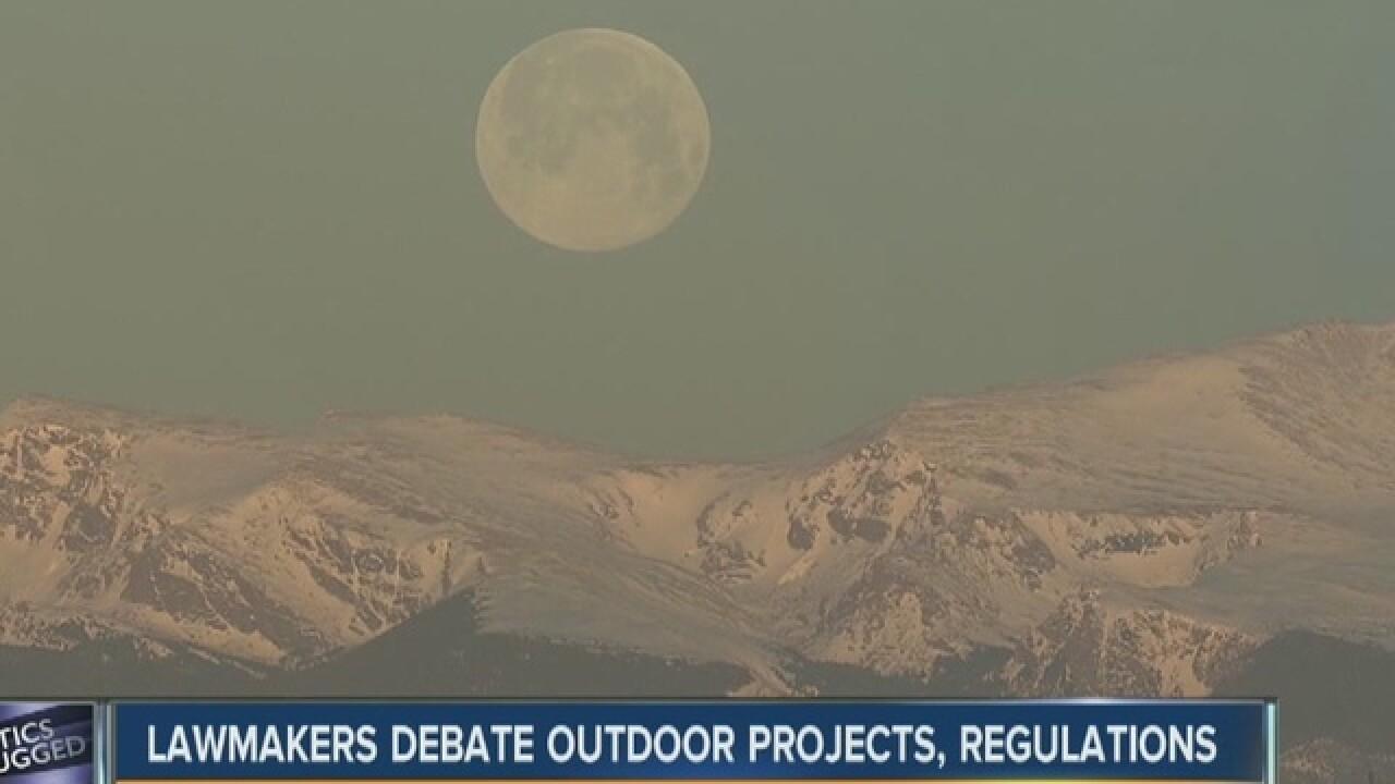 The politics of the environment in Colorado