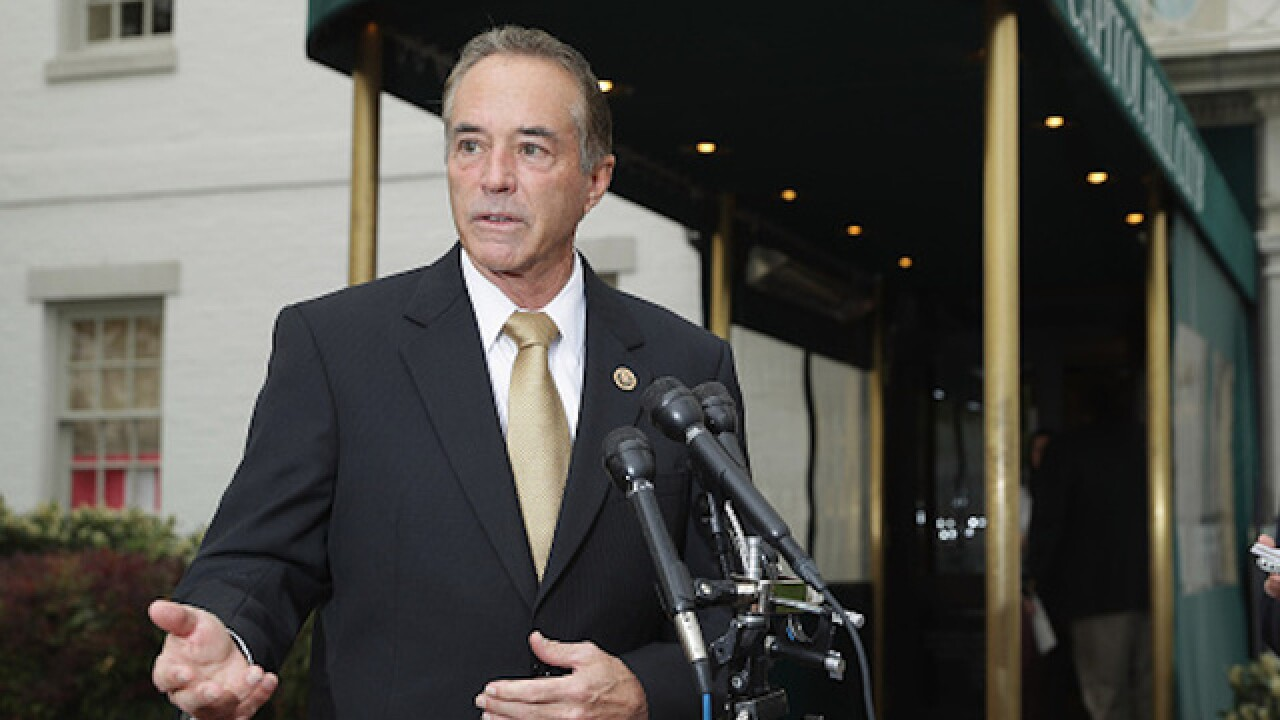Rep. Chris Collins: GOP congressman indicted on insider trading charges