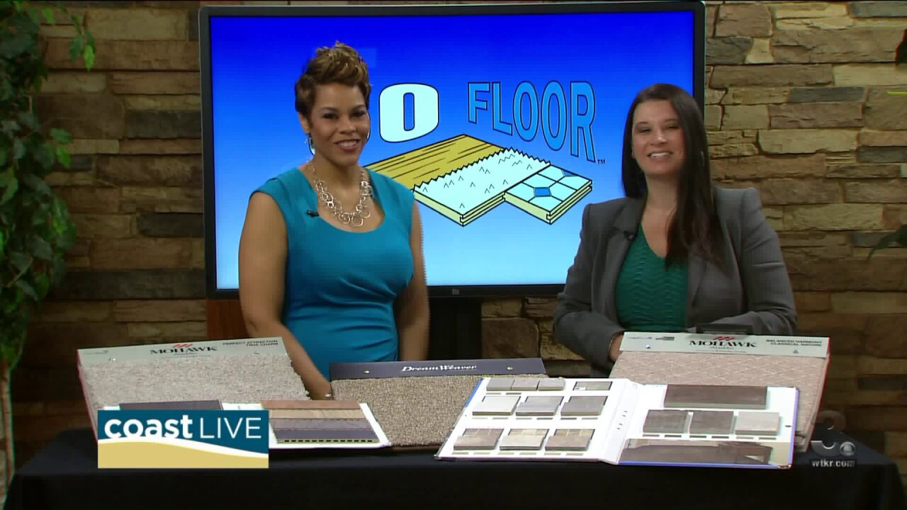 How to get free installation on carpets and more on CoastLive