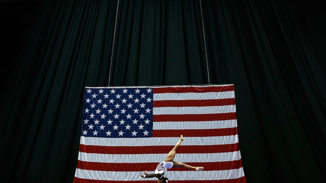3 executives from USA Gymnastics board resign