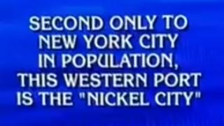"Buffalo ""Jeopardy!"""