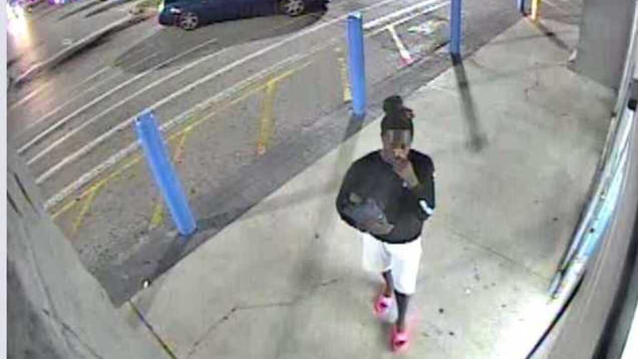 FMPD seek sexual battery suspect