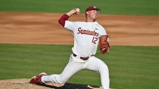 Long Ball Powers Noles Past Hatters