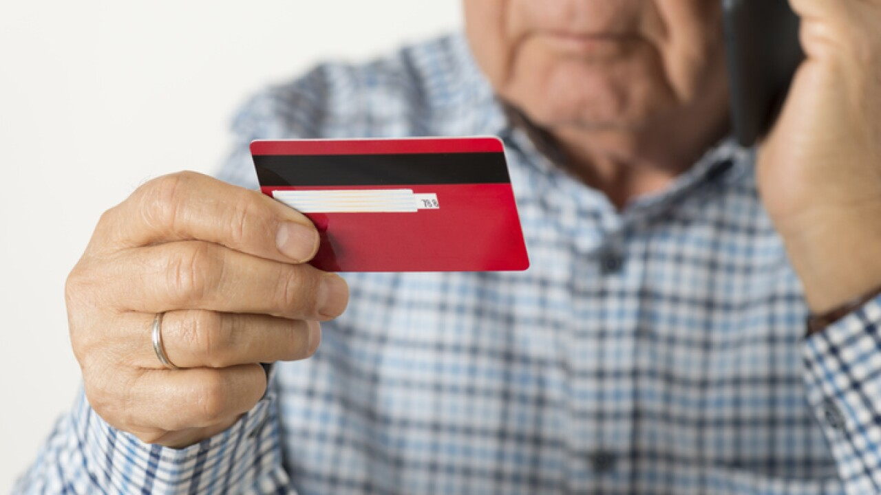 The elderly are easy scam targets, saysFBI