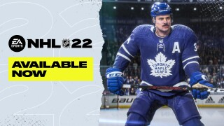 EA SPORTS™ NHL® 22, Featuring Superstar X-Factor Abilities and Powered by the Frostbite™ Engine, Now Available Worldwide (Graphic: Business Wire)