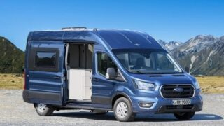 See Inside Ford's New 'Big Nugget' Campervan