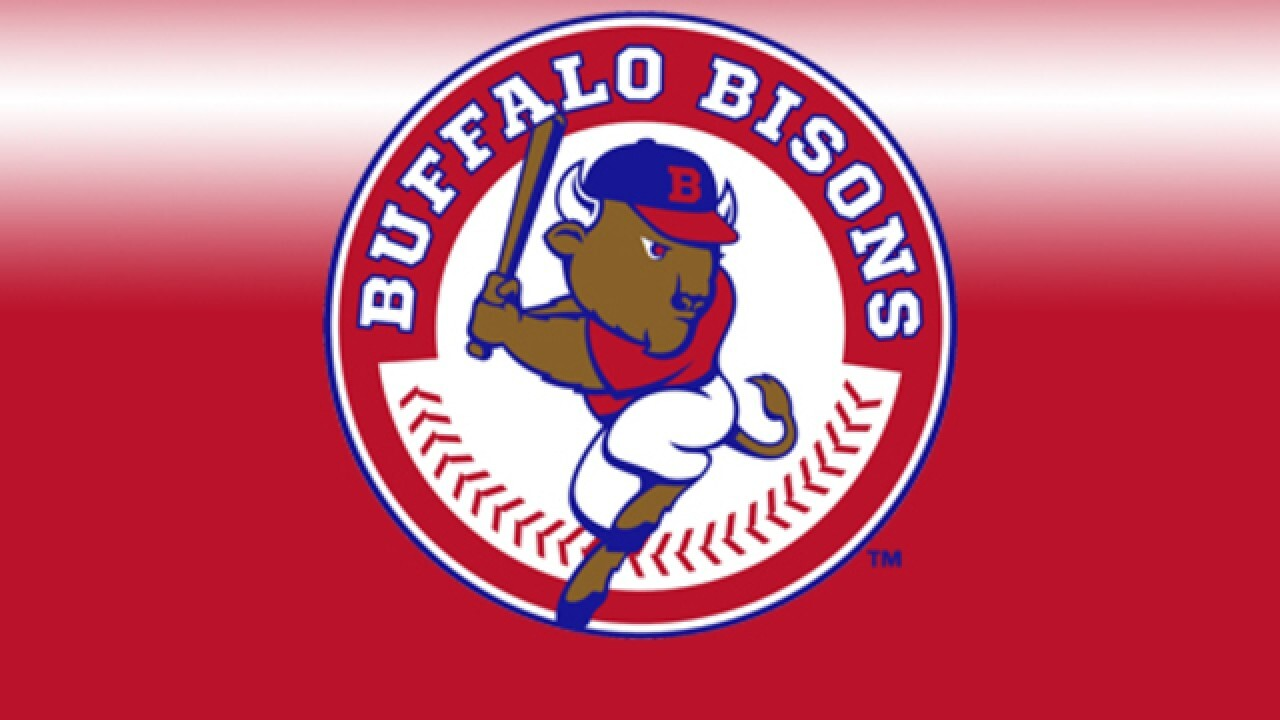 The 2020 Buffalo Bisons season has officially been canceled