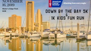 'Down by the Bay' run supports American Cancer Society