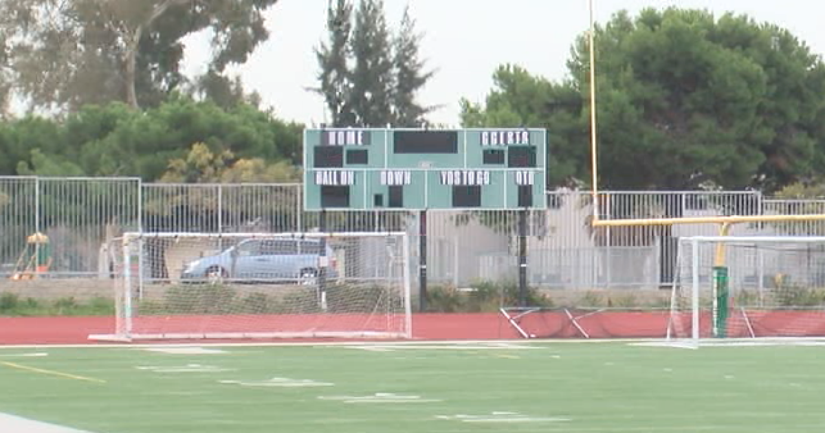 California school confirms racist taunting at football game