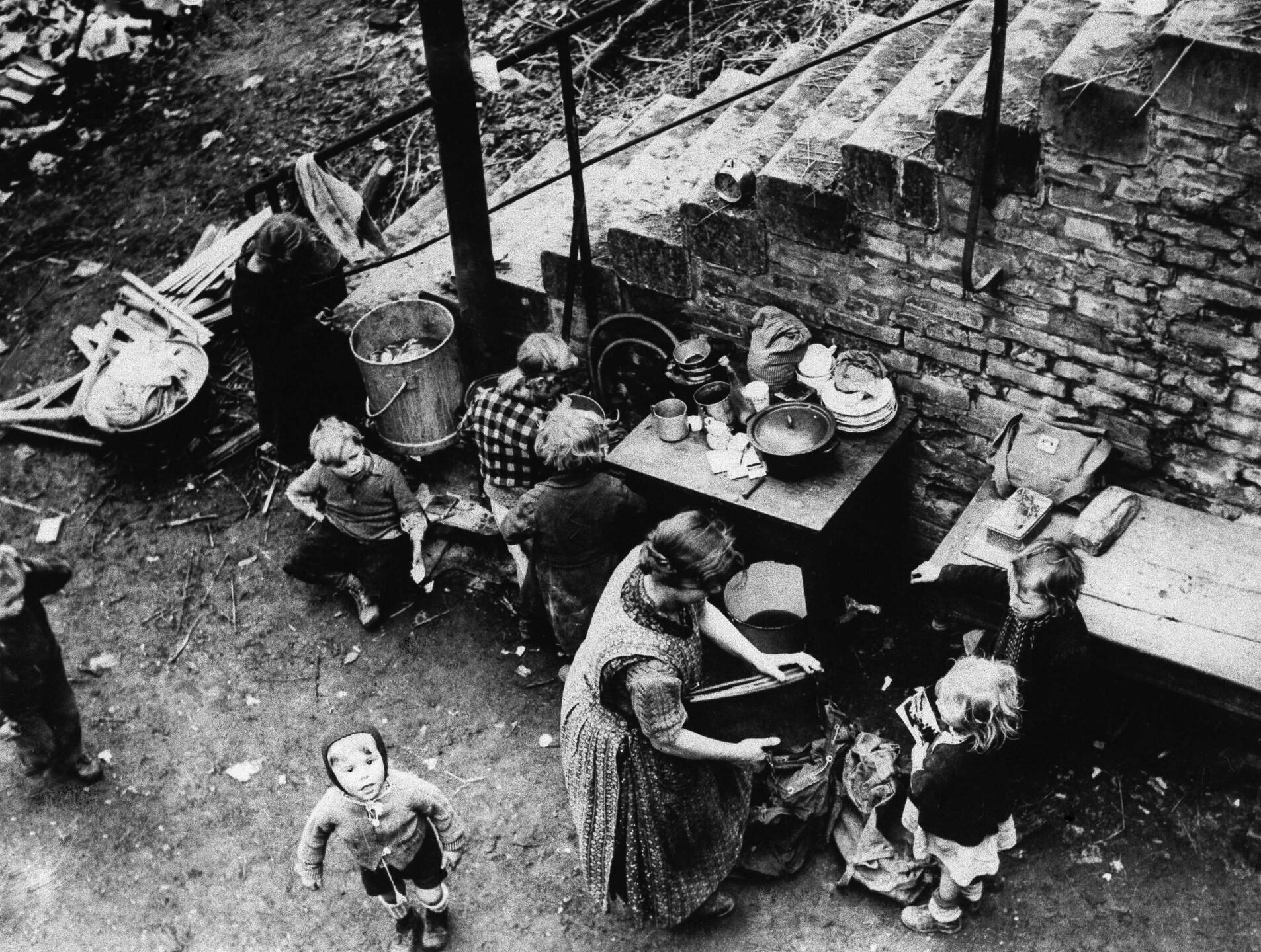 WW II France