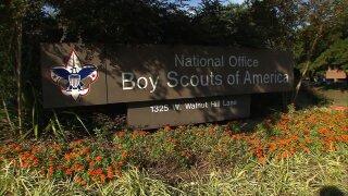 Boy Scouts will allow transgender children intoprograms