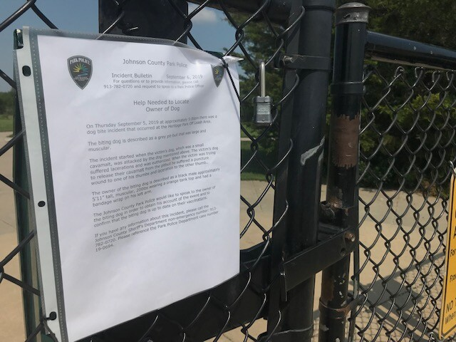 Heritage Park dog attack