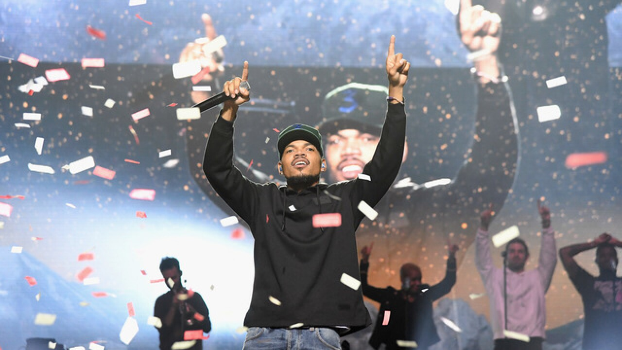 Chance headlining benefit show for KC charity