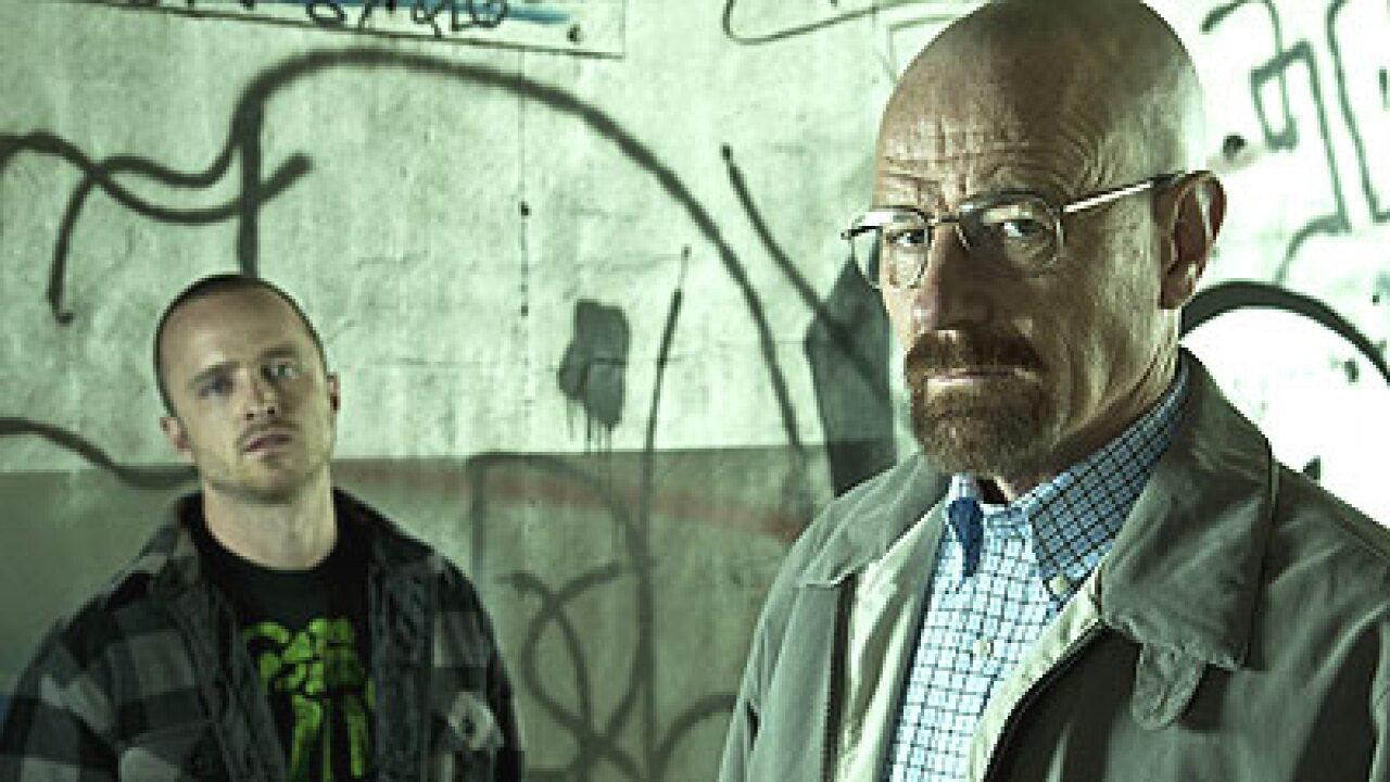 'Breaking Bad' marathon to air on AMC for show's 10th anniversary
