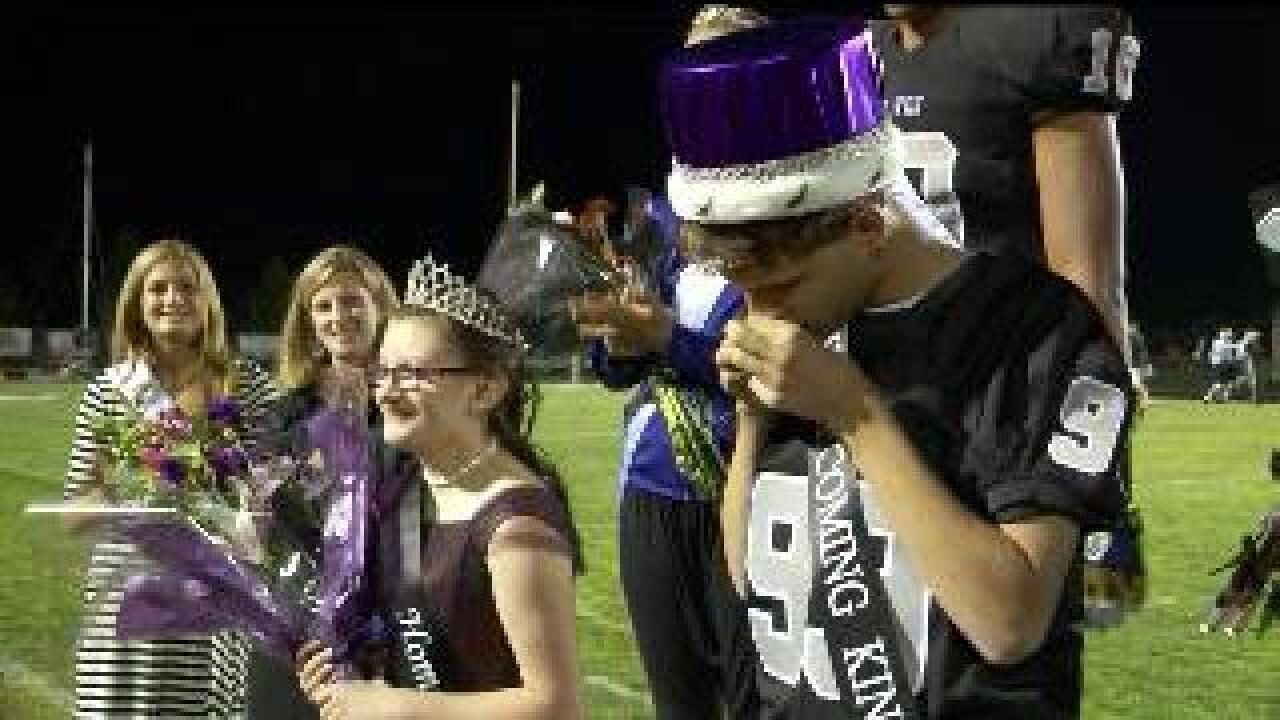 High school sets popularity aside for Homecoming royalty picks
