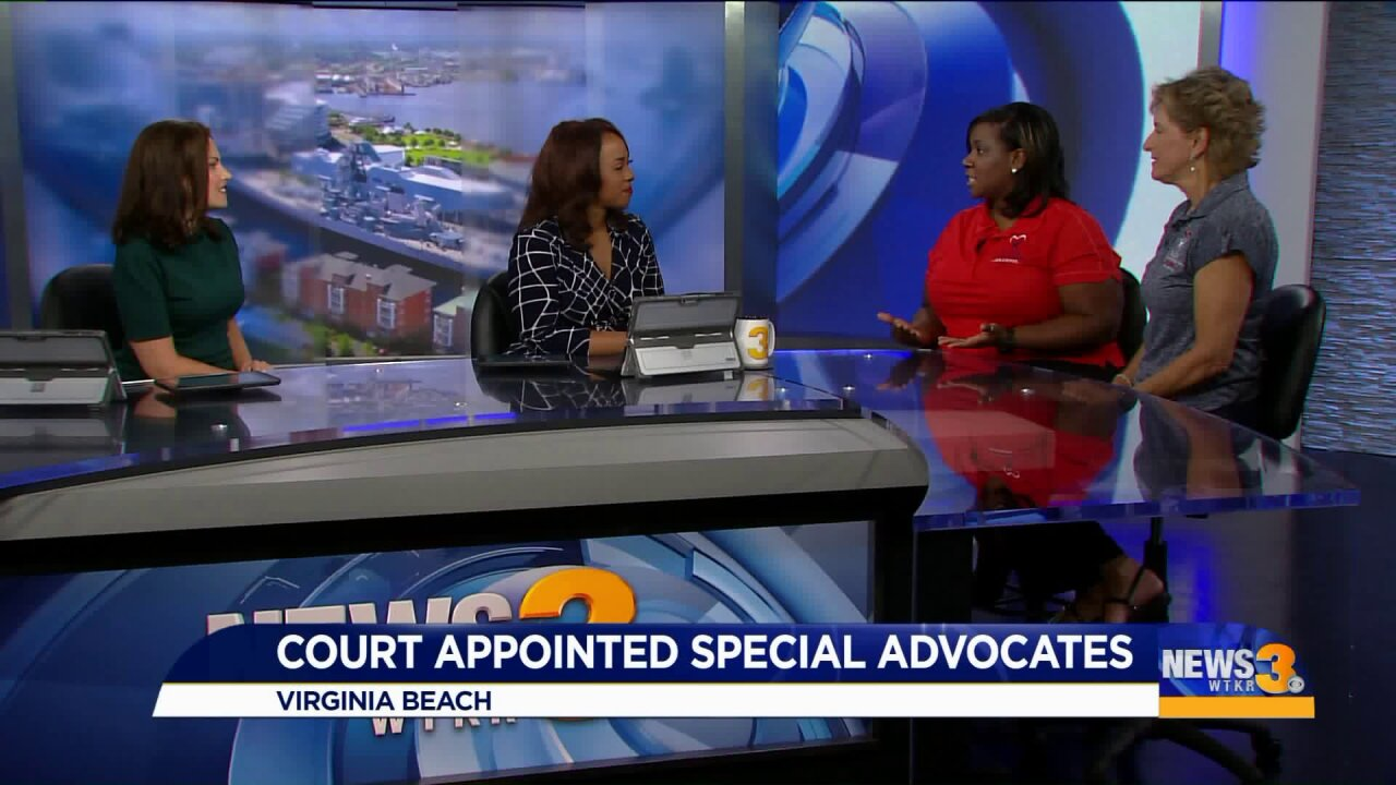 Learn about Virginia Beach Court Appointed Special Advocates