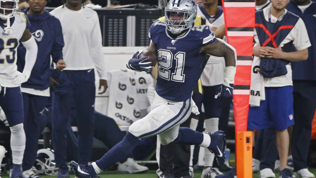 Report: Multiple Texans, Cowboys test positive for COVID-19
