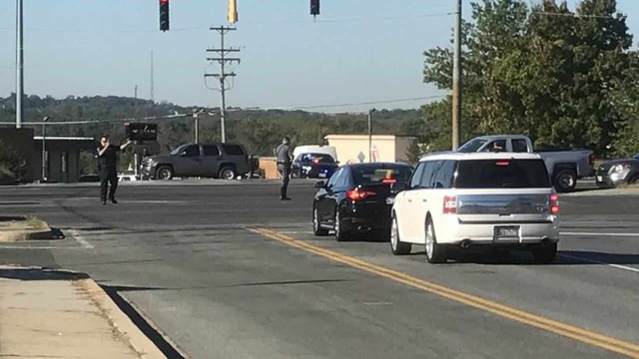 Police activity reported in Aberdeen