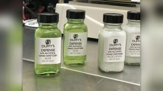 duffy's defense hand sanitizer restless spirits distilling.jpg