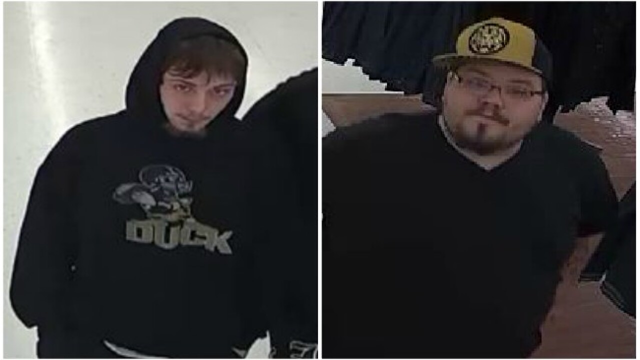 portage vehicle theft suspects 020320.jpg