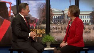 3 Questions With Bob Evans: University of Utah President RuthWatkins