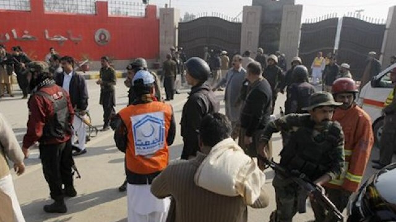 Pakistani army ends deadly university attack
