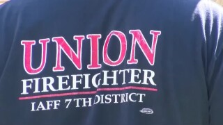 Union Firefighter Butte