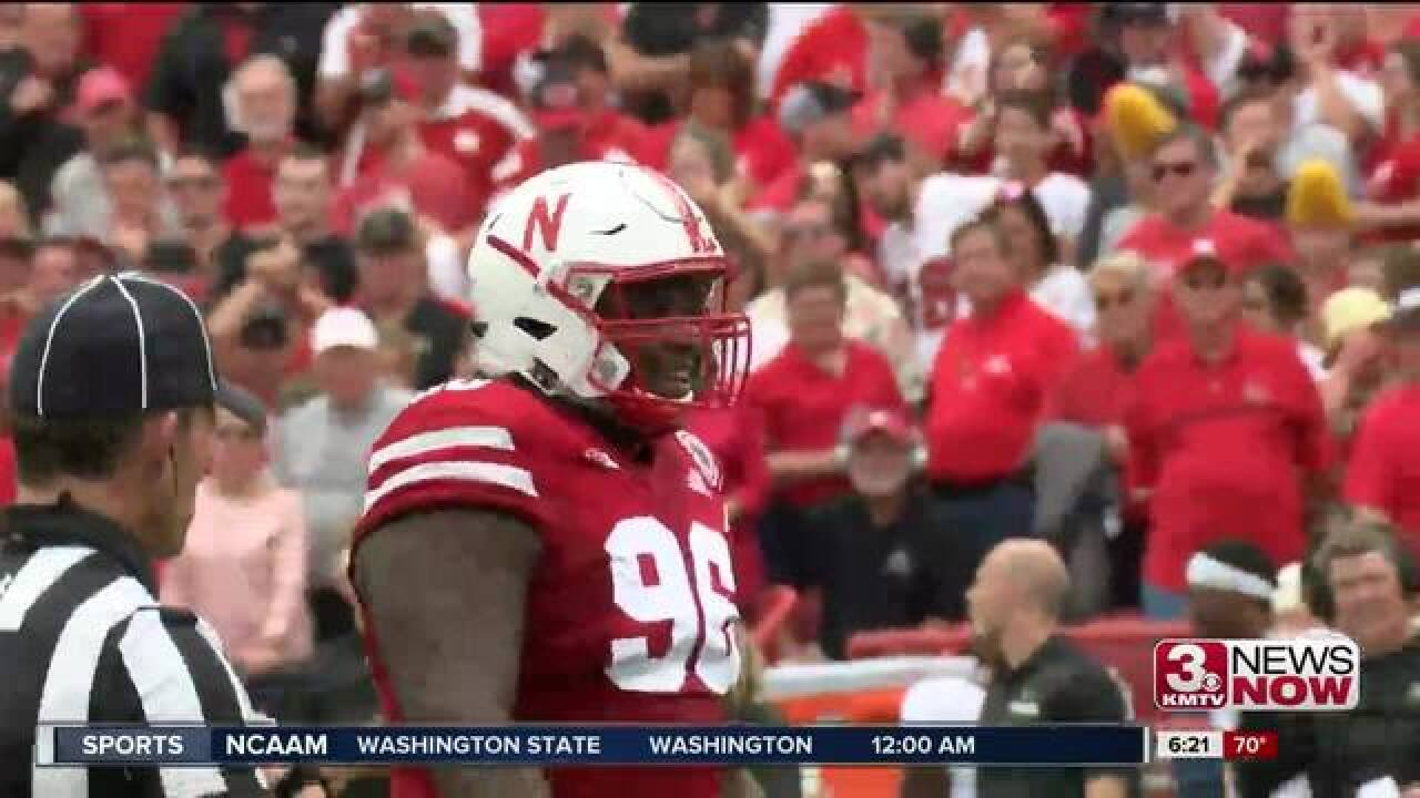 Huskers defense preaching next man up mentality