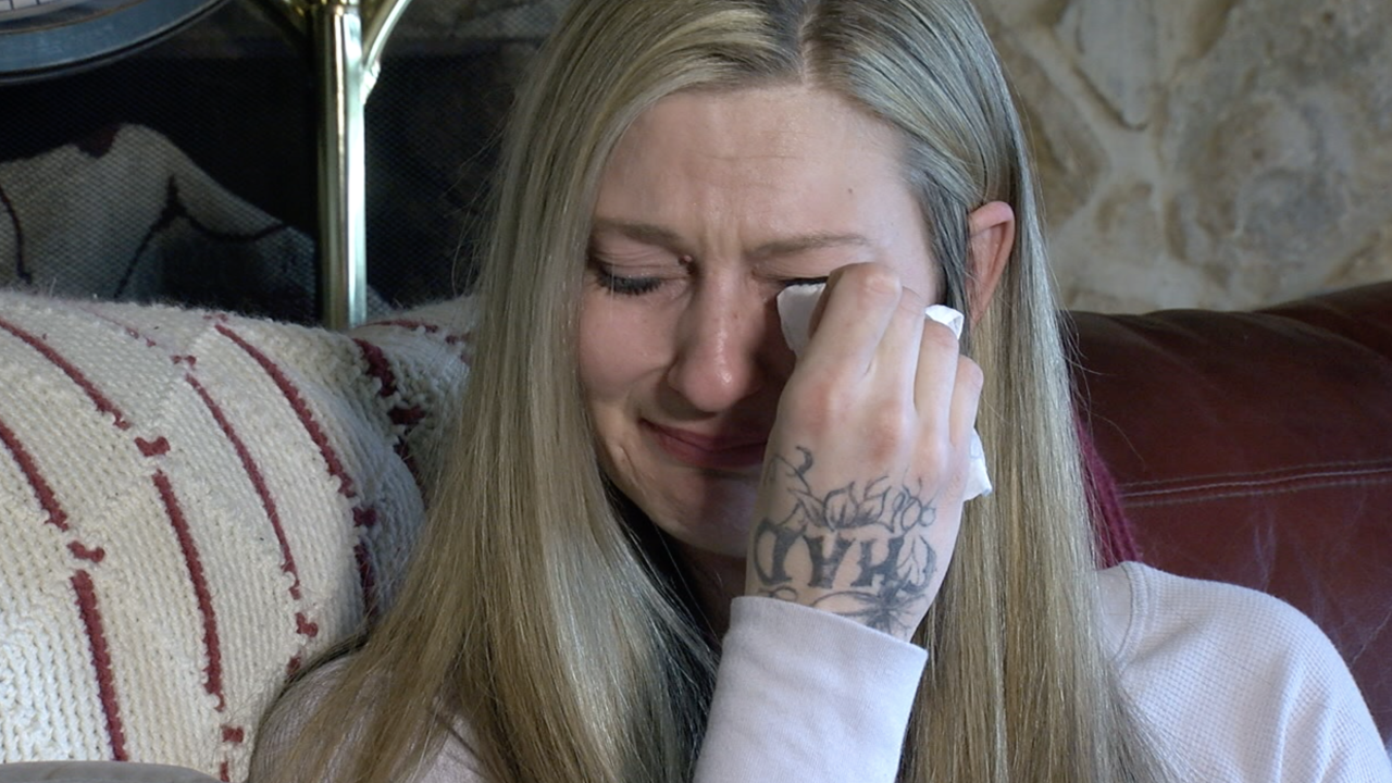 Angela Adkins lost her sister, Ashley, from a drug overdose in 2016.