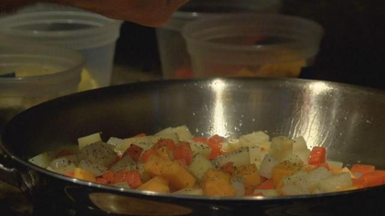 Farm to Table to You Recipe: Salmon