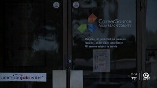 CareerSource Palm Beach County entrance.jpg