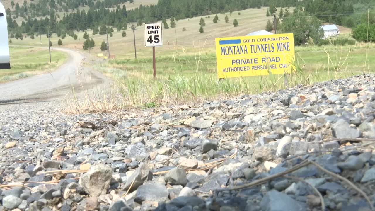 DEQ gives violations, says Montana Tunnels mine is abandoned
