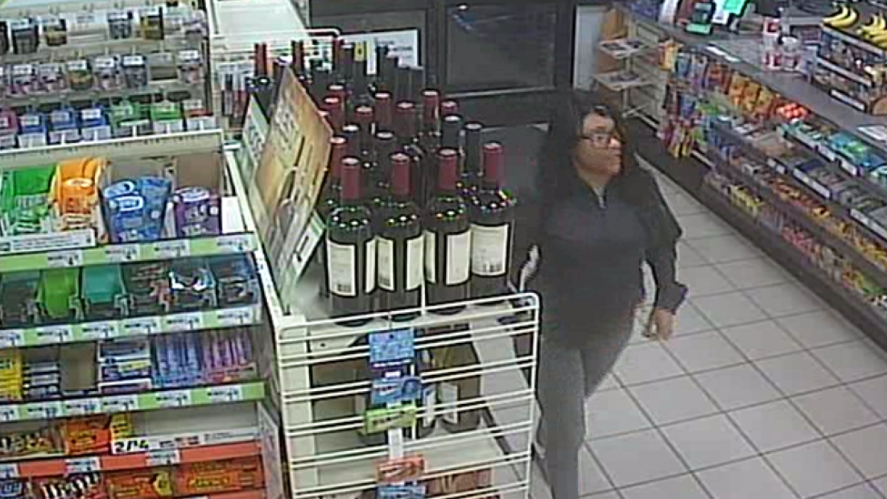 Suspect accused of using counterfeit money to buy debit cards