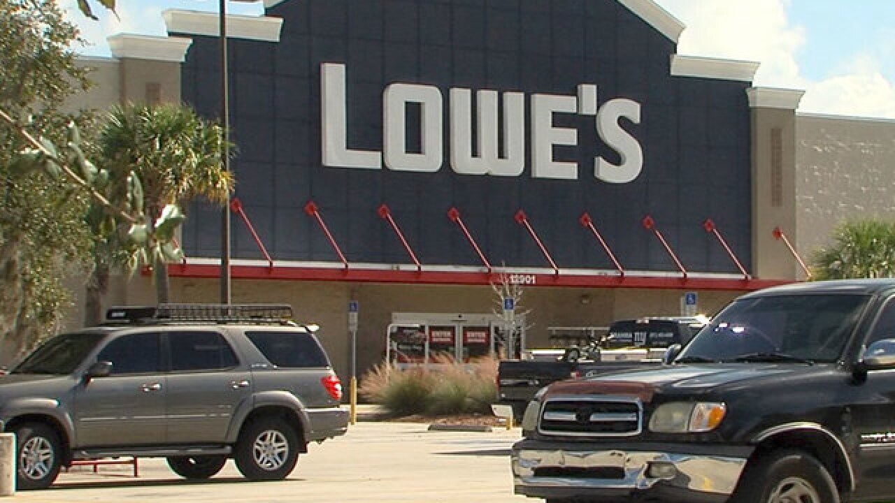 Florida family wound up with no place to live after hiring Lowe's to remodel their home