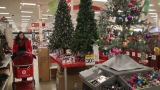 Target promising same-day delivery of holiday purchases