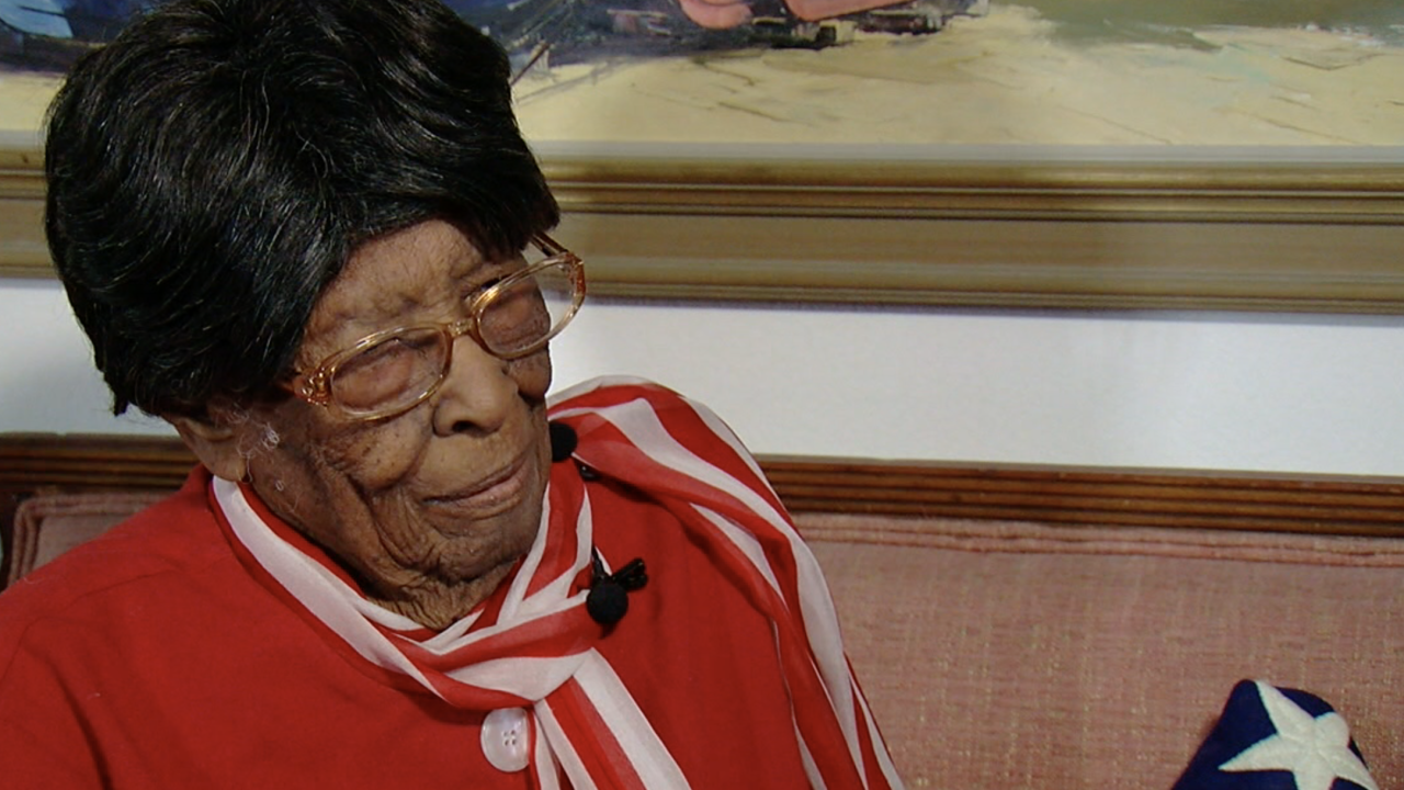WWII veteran who served in all-black, all-female battalion to be featured in Library of Congress